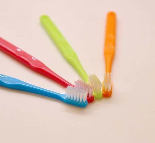 おすすめの歯ブラシ